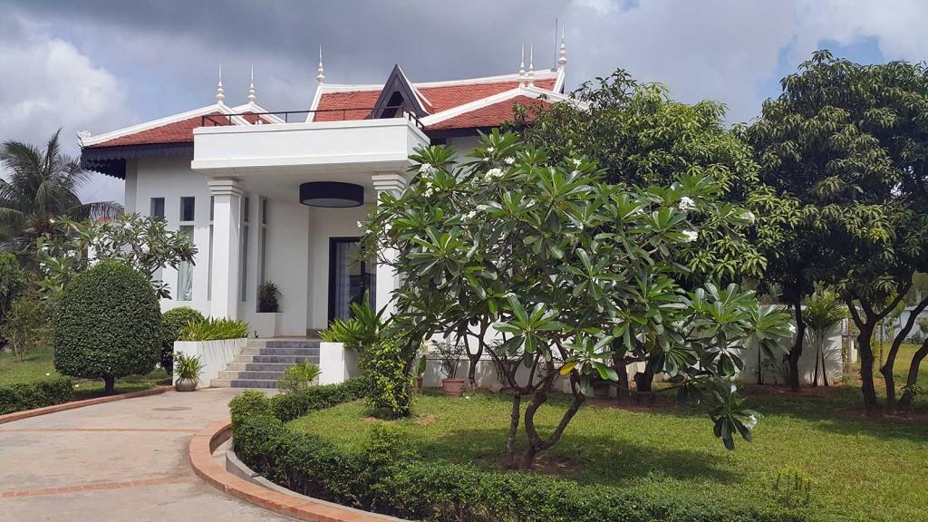 Гемалагічным інстытут Камбоджы - GEMIC Лабараторыя