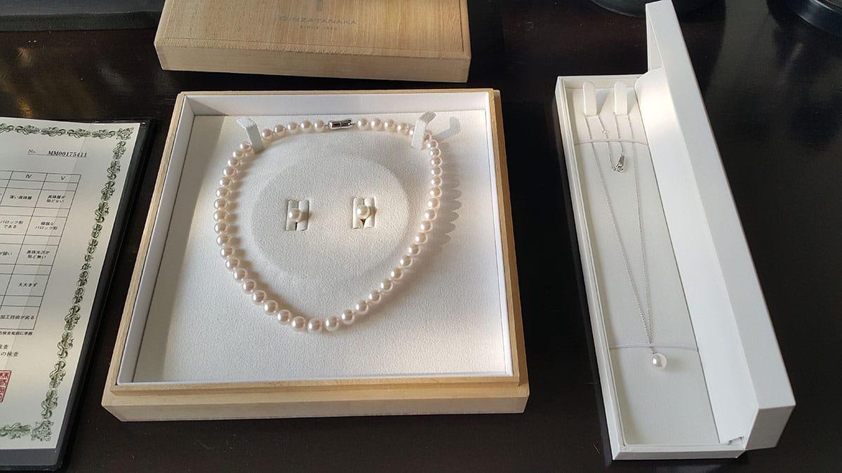Ճապոնացի Pearls