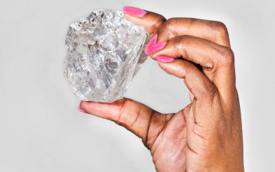 Biggest Diamond in More Than a Century Unearthed in Botswana