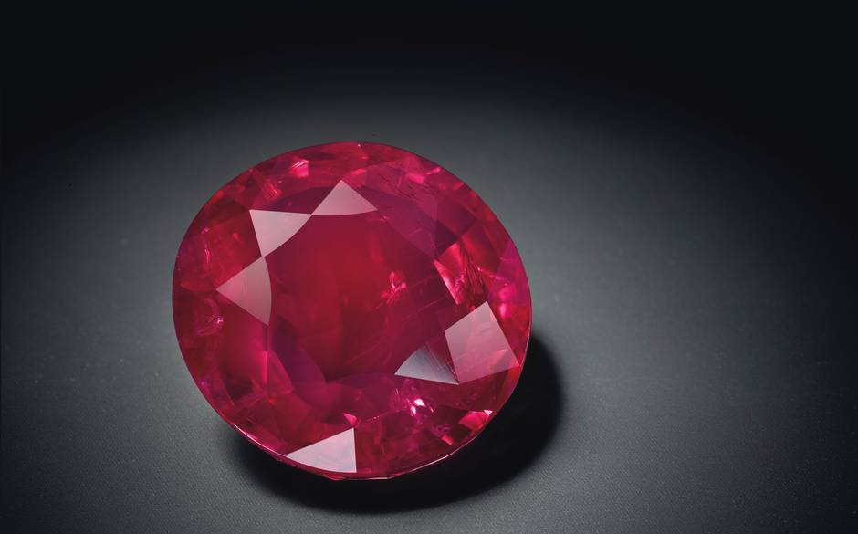the Jubilee Ruby