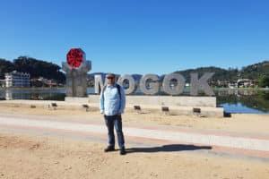 Výlet Mogok, Myanmar