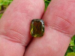 vesuvianite 2.12 ct