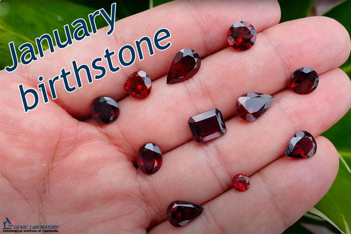 janvye birthstone
