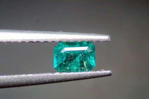 emerald 0.29 ct