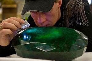 Največji lažni smaragd na svetu